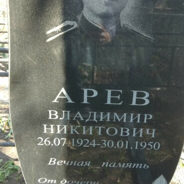 Арев Владимир Никитович